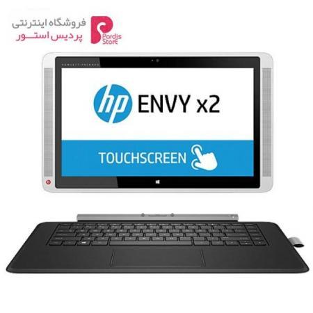 تبلت اچ پی مدل Envy x2 Detachable PC 13-j001ne - ظرفیت 256 گیگابایت - 0