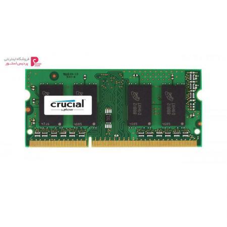 رم لپ تاپ کروشیال مدل DDR3L 1866MHz ظرفیت 8 گیگابایت - 0