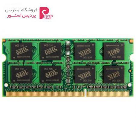 رم لپ تاپ گیل مدل DDR3 1600MHz ظرفیت 8 گیگابایت - 0