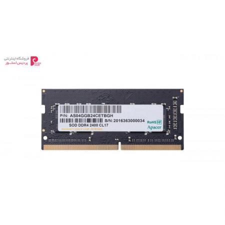 رم لپ تاپ DDR4 تک کاناله 2400 مگاهرتز اپیسر ظرفیت 8 گیگابایت - 0
