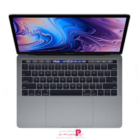 لپ-تاپ-13-اینچی-اپل-مدل-MacBook-Pro-MR9R2-2018-همراه-با-تاچ-بار