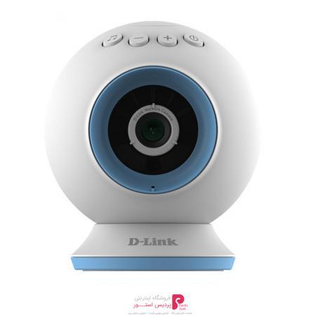 دوربین نظارتی، تحت شبکه و بیسیم مخصوص کودکان دی-لینک مدل ۸۲۵ ال | D-Link DCS-825L Wi-Fi Day/Night HD Baby Network Cloud Camera with Remote Monitoring