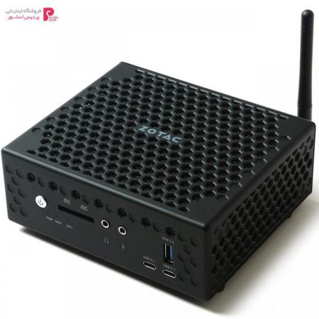 کامپیوتر کوچک زوتک مدل ZBOX-CI547NANO-BE ZOTAC ZBOX-CI547NANO-BE MINI PC - 0