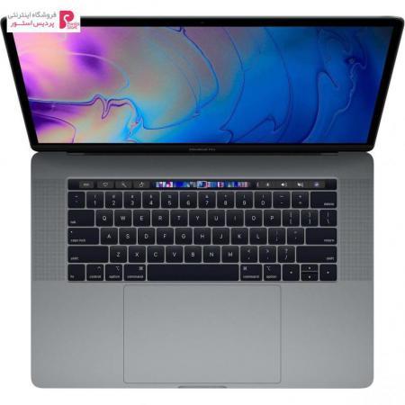 لپ تاپ 15 اینچی اپل مدل MacBook Pro MV912 2019 همراه با تاچ بار Apple MacBook Pro MV912 2019 - 15 inch Laptop With Touch Bar - 0