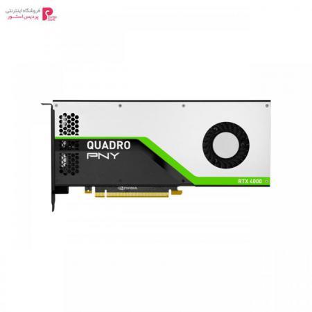 کارت گرافیک پی ان وای مدلNVIDIA Quadro RTX 4000 PNY NVIDIA Quadro RTX 4000 Graphics Card - 0