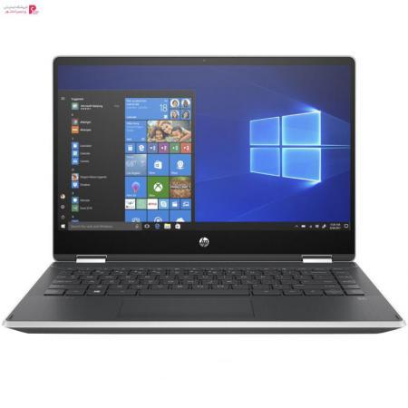 لپ تاپ 14 اینچی اچ پی مدل Pavilion X360 14T-DH000-E HP Pavilion X360 14T DH000-E - 15 inch Laptop - 0