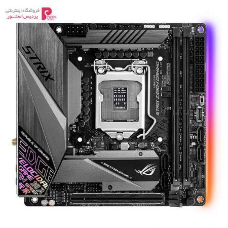 مادربرد ایسوس مدل ROG Strix Z390-I Gaming ASUS ROG Strix Z390-I Gaming Motherboard - 0