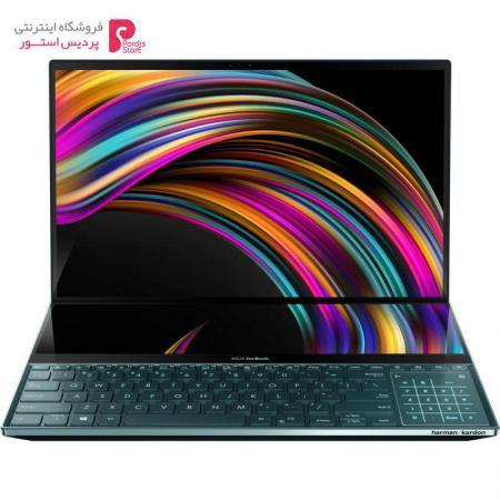 لپ تاپ 14 اینچی ایسوس مدل ZenBook Duo UX481FLC - AP ZenBook Duo UX481FLC - AP - 14 inch Laptop - 0
