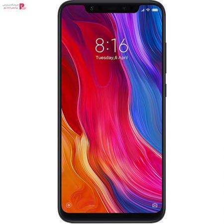 گوشی موبایل شیائومی مدل MI 8 M1803E1A دو سیم کارت ظرفیت 256 گیگابایت - 0