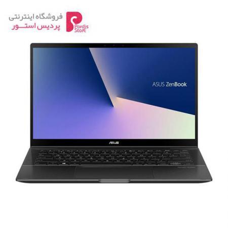 لپ تاپ 14 اینچی ایسوس مدل Zenbook Flip UX463FL - BKN - 0