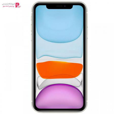 گوشی موبایل اپل مدل iPhone 11 A2223 دو سیم کارت ظرفیت 64 گیگابایت - 0
