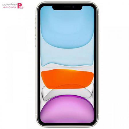 گوشی موبایل اپل مدل iPhone 11 A2223 دو سیم کارت ظرفیت 128 گیگابایت - 0