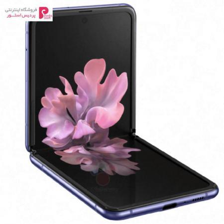 گوشی موبایل سامسونگ مدل Galaxy Z Flip تک سیم کارت ظرفیت 256 گیگابایت - 0