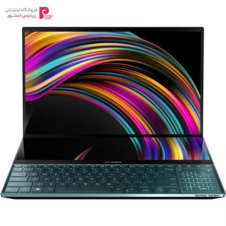 لپ تاپ 15 اینچی ایسوس مدل ZenBook Pro Duo UX581GV-PLZ - 0