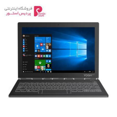 تبلت لنوو مدل YogaBook C930 YB-J912Fظرفیت 256 گیگابایت - 0