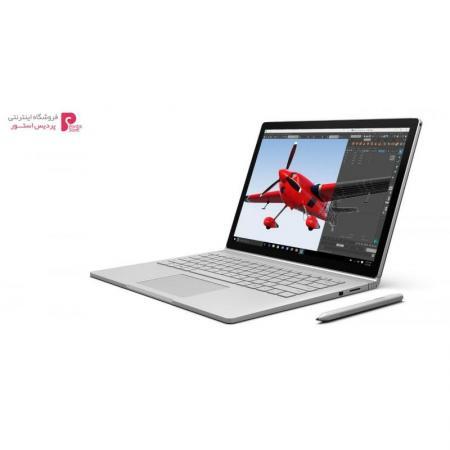 لپ تاپ 13 اینچی مایکروسافت مدل- Surface Book Performance Base- R - 2