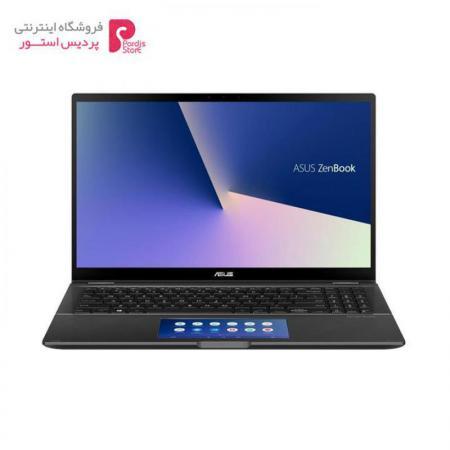 لپ تاپ 15 اینچی ایسوس مدل ZenBook FLip UX563FD-A - 0