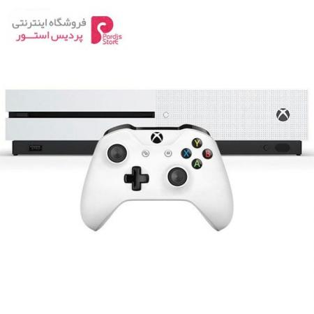 کنسول بازی مایکروسافت مدل Xbox One S ظرفیت 1 ترابایت - 0